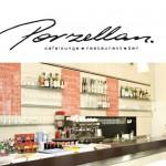 Porzellellan cafe lounge und Restaurant