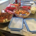Gemeinsam Kochen in den Refugio WGs